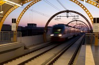 METROPOLITAN RAILWAY LINE