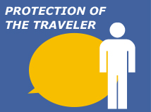 PROTECTION OF THE TRAVELER
