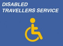 SERVICES FOR DISABLED PASSENGERS